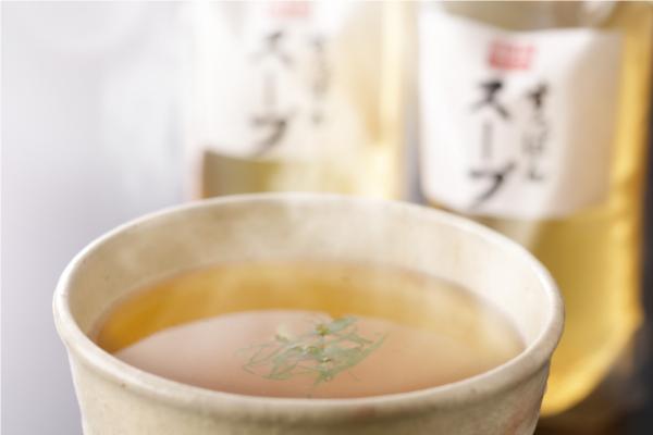 すっぽん純生スープイメージカット