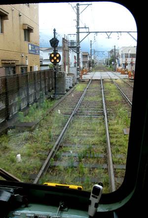 阪堺電車軌道01
