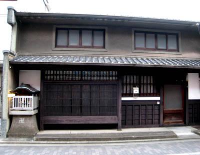 伏見町家地蔵01