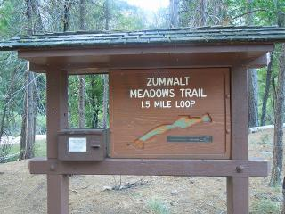 Zumwalt Meadows Trail