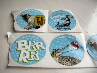 tj's stickers