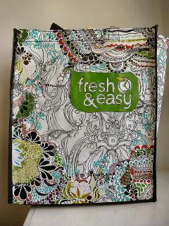 f&e reusable bag