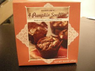 pumpkin souffles