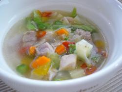 チキンと彩り野菜のポトフ