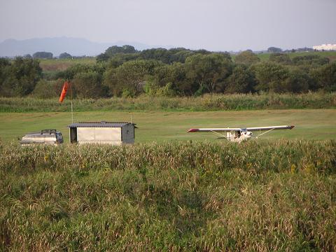 野戦飛行場