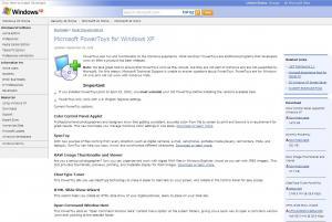 マイクロソフト画面