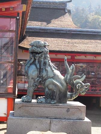 宮島10 厳島神社3