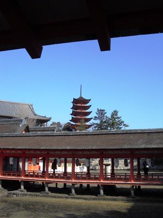 宮島8 厳島神社1
