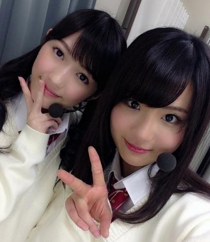 ワロタは仲良し!の画像 平嶋夏海オフィシャルブログ Powered by Ameba