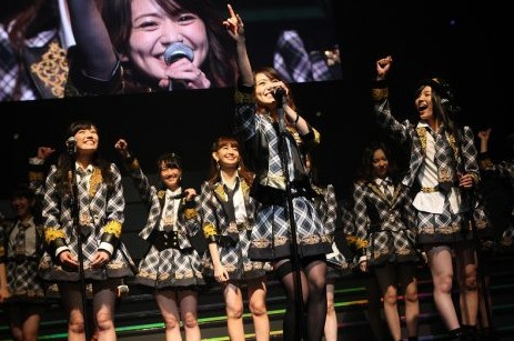 AKB大島優子、3度目の単独センターで卒業 ニュース-ORICON STYLE-