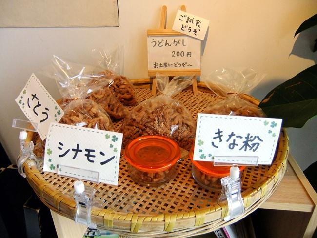 鈴 お菓子
