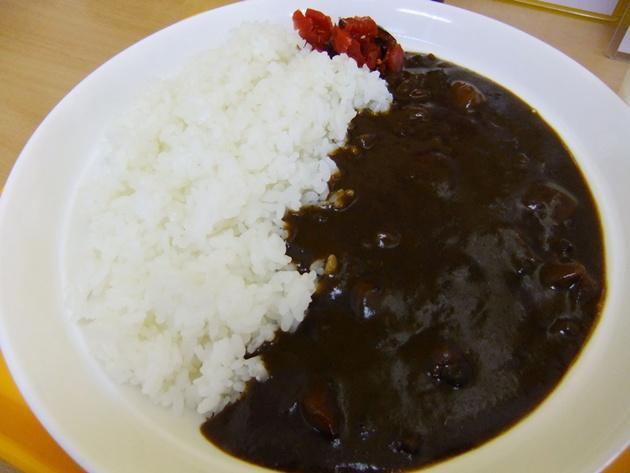 蜜 カレー 2