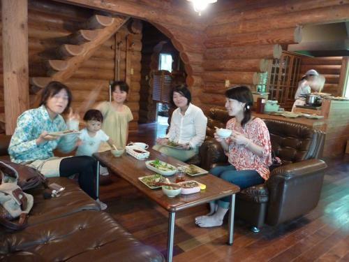 8月28日乙姫さま温泉食事会