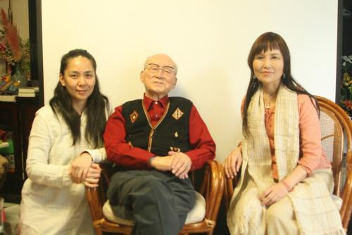 肥田舜太郎さん、ゆみこさん_convert_20120909000228