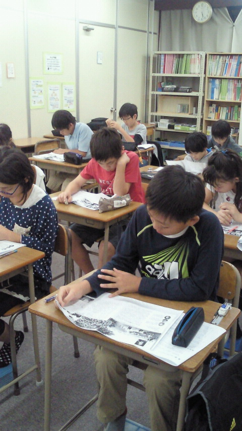 2012101317260000小学生テストセミナー