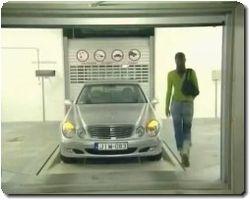 BUDAPEST . Parking