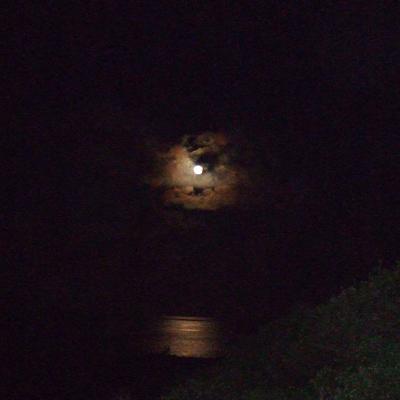 宮古島の満月