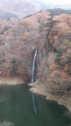 塩原温泉の滝2013.11.25