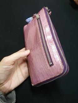 加藤良子L型長財布②2014.11.11