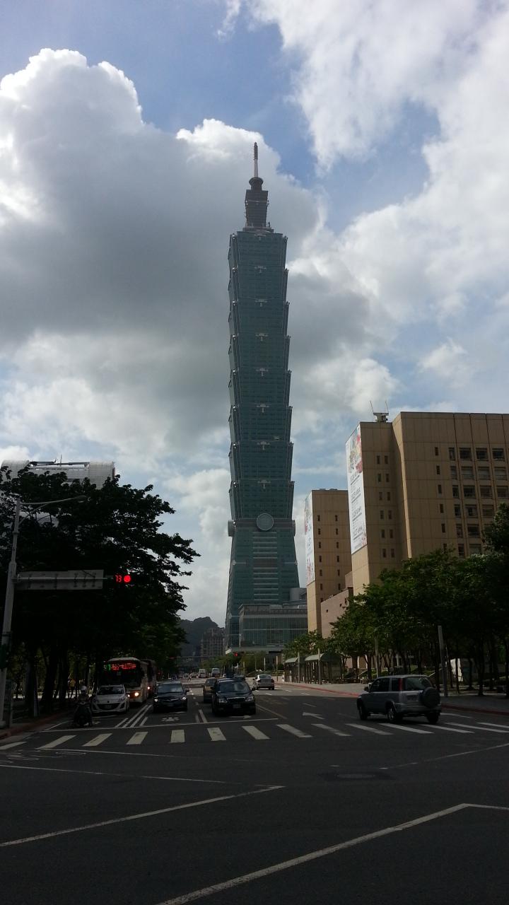 台北101!!