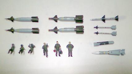 武装とパイロット