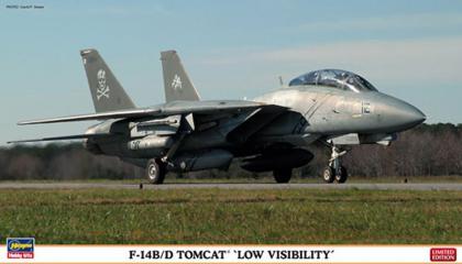 """F-14B/D トムキャット""""ロービジ""""パッケージ"""