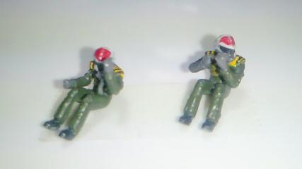 統合軍パイロット