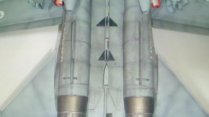 F-14A++完成13-エンジン周辺