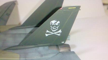 F-14A++完成11-垂直尾翼