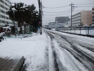 2月雪 13