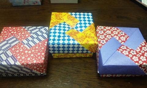 クリスマス 折り紙 折り紙 箱 簡単 : mari501747.blog37.fc2.com