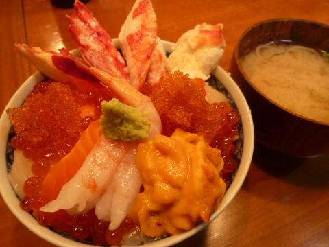 mt 澤崎水産海鮮丼
