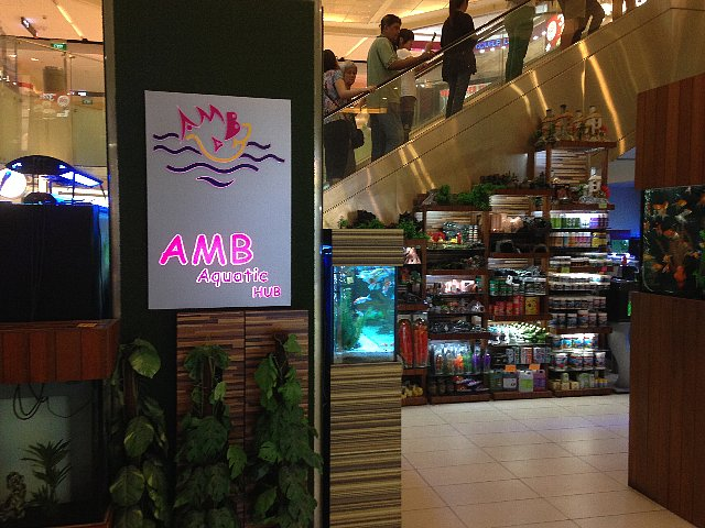 AMBアクアチックハブ