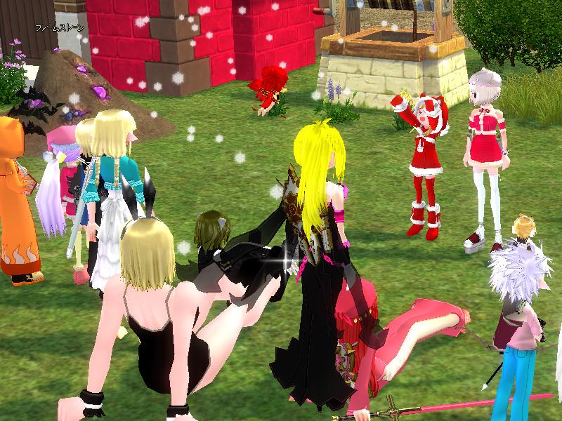 ねこかふぇっクリスマスイベント03
