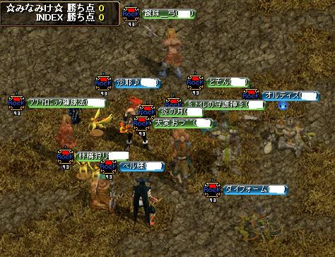 INDEX戦