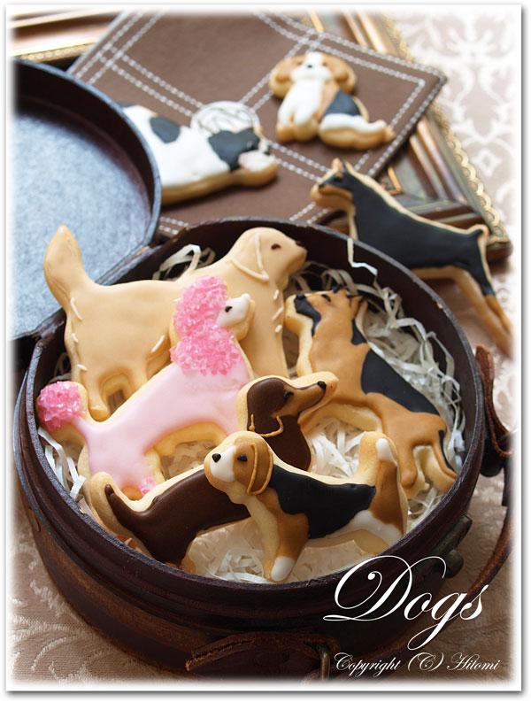 DOGS アイシング☆