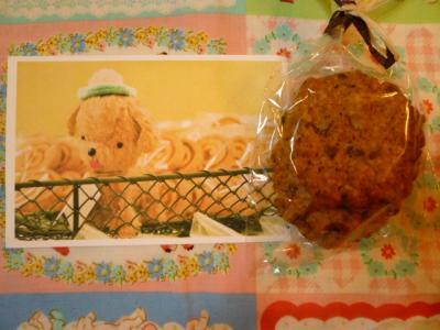 お菓子とポストカード♪