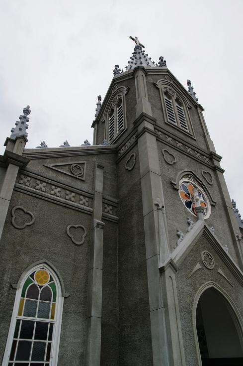 崎津天主堂②