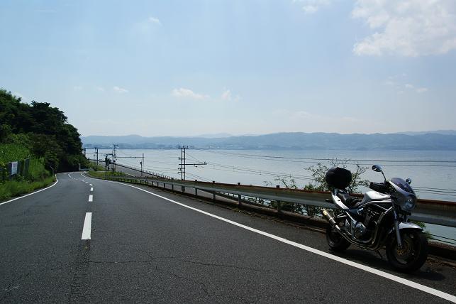 宍道湖とBandit