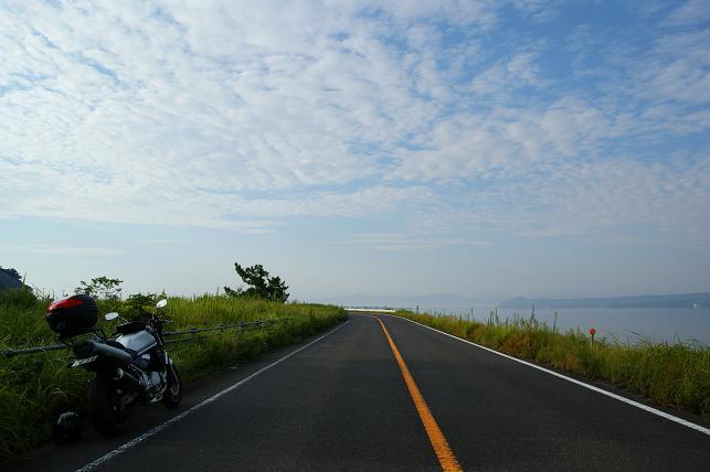 県道338とBandit