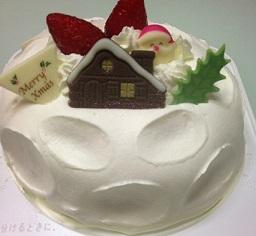 コンビニのケーキ