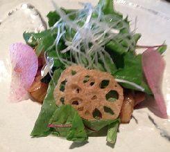 根野菜サラダ