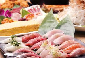 お寿司と居酒屋