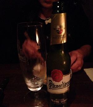 瓶ビール唯一