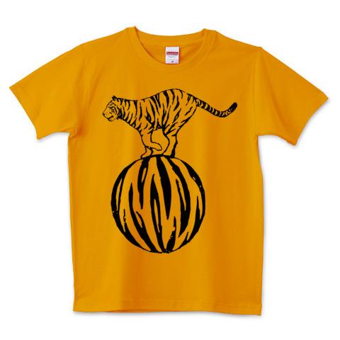玉乗り_tシャツ