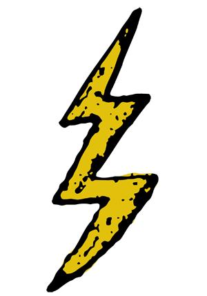 感電バナナ。