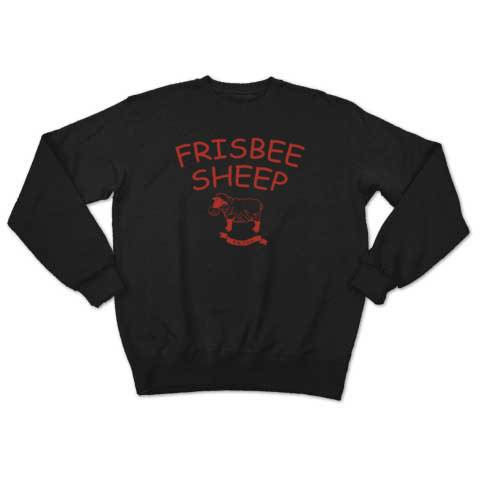 Frisbee Sheep