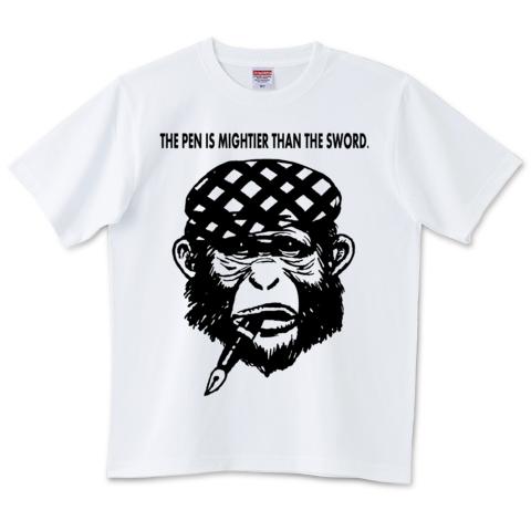 チンパンジーの小説家