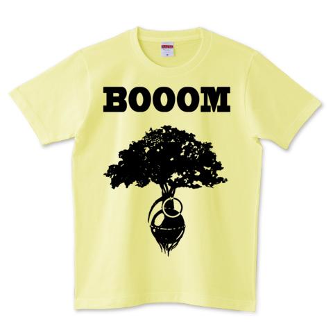 Booom_Tシャツトリニティ