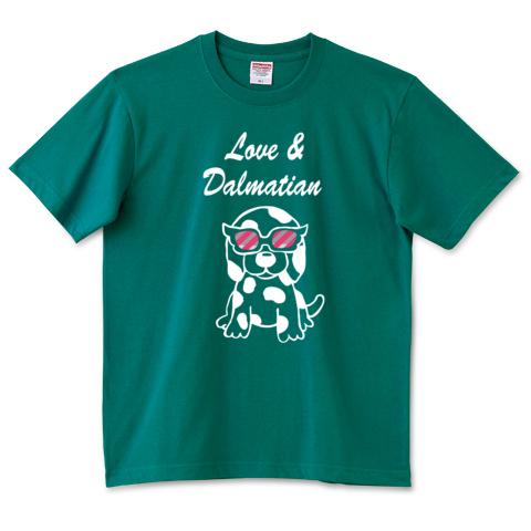 Love & Dalmatian